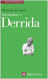 Introduzione a Derrida cover
