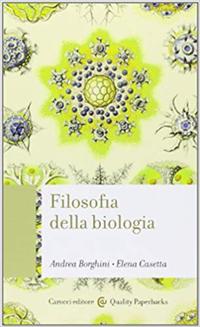 Filosofia della biologia cover