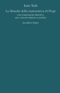 La filosofia della matematica di Frege. cover