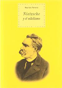 Nietzsche y el nihilismo cover