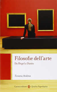 Filosofie dell'arte. cover