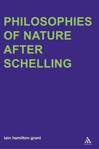Philosophies of Nature after Schelling cover