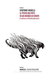 Il Posto dei fatti in un mondo di eventi. cover