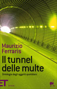 Il tunnel delle multe cover
