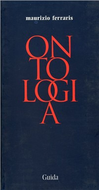 Ontologia cover