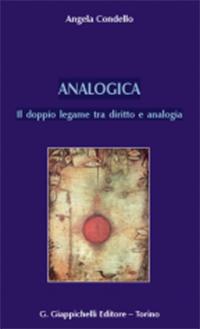 ANALOGICA, Il doppio legame tra diritto e analogia. cover