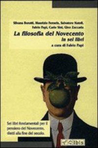 La filosofia del Novecento cover