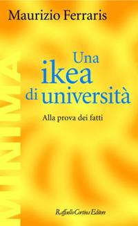 Una ikea di università cover