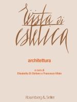 architettura cover