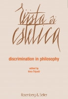 discrimination in philosophy cover