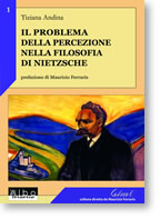 Il problema della percezione nella filosofia di Nietzsche cover