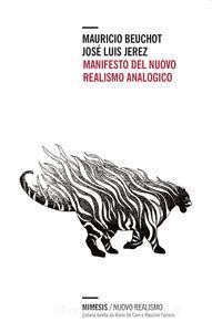 Manifesto del nuovo realismo analogico - José Luis Jerez, Mauricio Beuchot