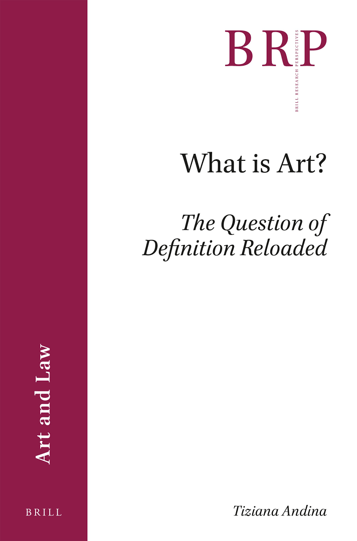 What is Art? cover