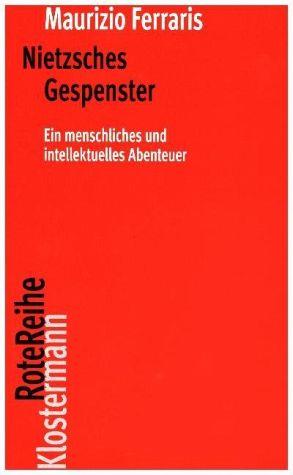 Nietzsches Gespenster cover