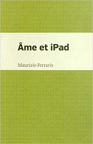 Âme et iPad cover