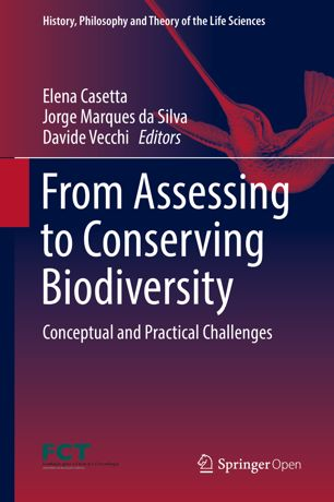 From Assessing to Conserving Biodiversity cover
