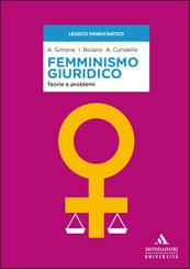 Femminismo giuridico. Teorie e problemi cover