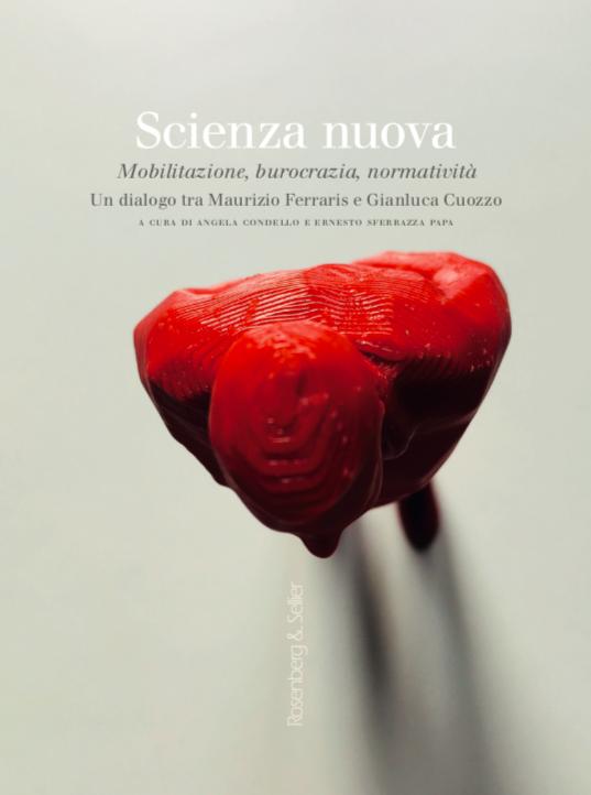 Mobilitazione, burocrazia, normatività. Un dialogo tra Maurizio Ferraris e Gianluca Cuozzo cover