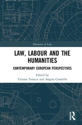 Law, Labour and the Humanities. Contemporary European Perspectives cover